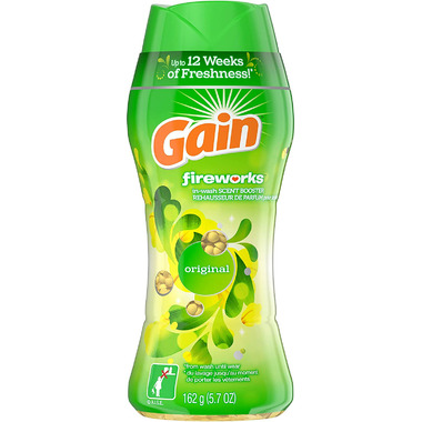 Gain Fireworks In-Wash Scent Booster Beads Original