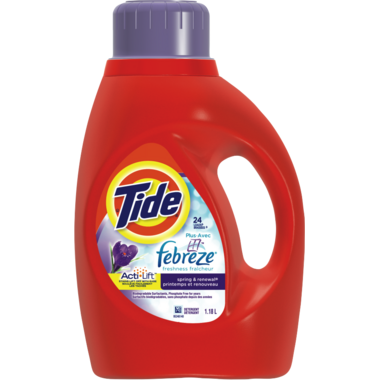 Tide With Febreze Freshness