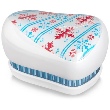 Tangle Teezer Compact Styler Detangling Brush Winter Frost