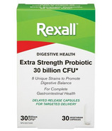 Rexall Extra Strength Probiotic 8 Strain 30 Billion CFU