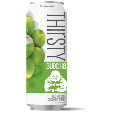 Thirsty Buddha All Natural Coconut Water