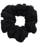 Haven + Ohlee Scrunchie Onyx Standard