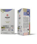 Genuine Tea Organic Sencha Green Tea