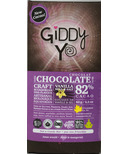 Giddy Yoyo Organic Chocolate Bar Salt & Vanilla