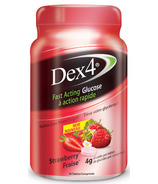 Dex4 Glucose Tablets Strawberry