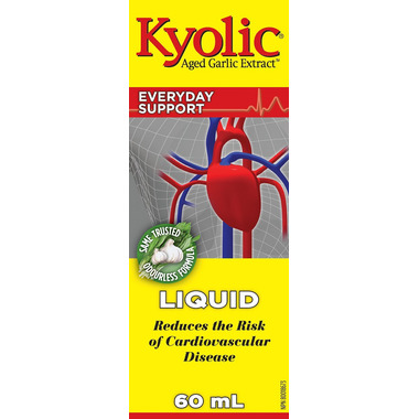 Kyolic Liquid Aged Garlic Extract
