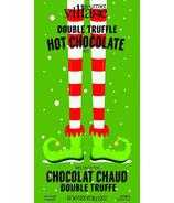 Gourmet du Village Retro Elf Double Truffle Mini Hot Chocolate Mix