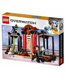 LEGO Overwatch Hanzo vs. Genji