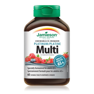 Jamieson Platinum Multi Chewable