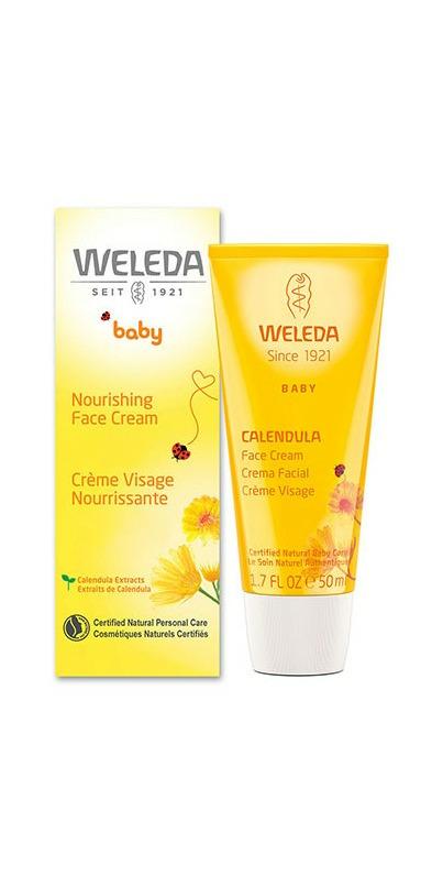 calendula baby face cream