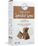 Second Spring Organic Sprouted Black Bean Brownie Mix
