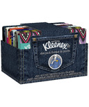 Kleenex Slim Pack On-The-Go Facial Tissues