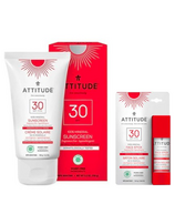 Attitude Sun Care On-the-Go Bundle