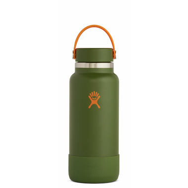 Hydro Flask Timberline Limited Edition Wide Mouth Bottle Treeline