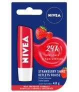 Nivea Fruity Shine Lip Care Stawberry