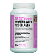 Lorna Vanderhaeghe BEAUTYsmart Women's Whey with Collagen Vanilla