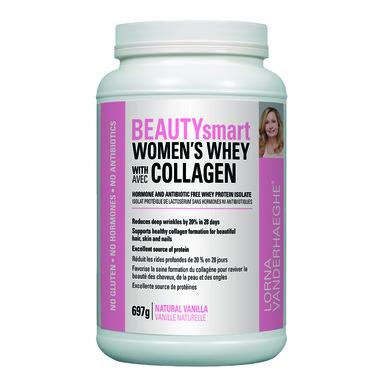 Lorna Vanderhaeghe BEAUTYsmart Women\'s Whey with Collagen