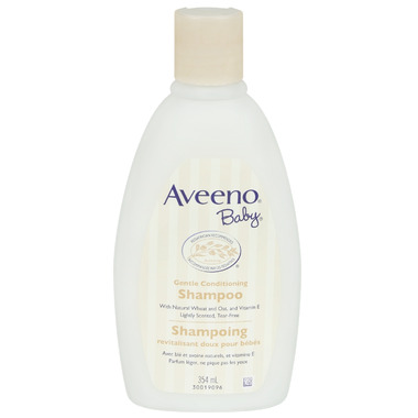 Aveeno Baby Gentle Conditioning Shampoo