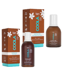COOLA Sunless Tan Face Serum & Dry Oil Body Mist Bundle