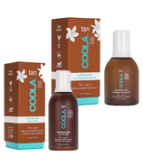 COOLA Sunless Tan Face Serum & Dry Oil Body Mist Bundle