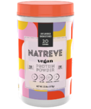 Natreve Vegan Protein Powder Unflavoured / Unsweetened