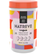 Natreve Vegan Protein Powder Unflavoured / Unsweetened