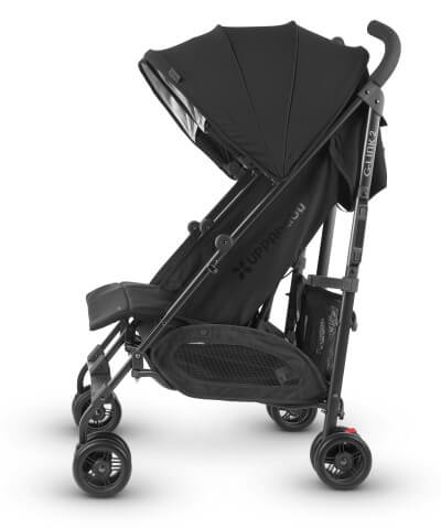 Buy UPPAbaby G-Link Double Stroller Jake Black & Carbon ...