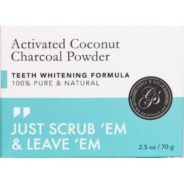 Grace & Stella Co. Charcoal Powder