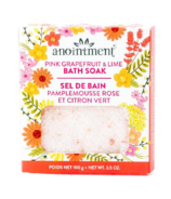 Anointment Pink Grapefruit & Lime Bath Soak