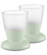 BabyBjorn Baby Cups Powder Green