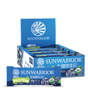 Sunwarrior sol Good Plant-Based Protein Bars Blueberry Blast