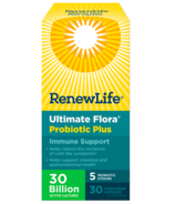 Renew Life Ultimate Flora Probiotic Plus Immune Support