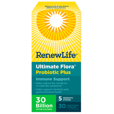 Renew Life Ultimate Flora Probiotic Plus Immune Support