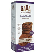 GAGA for Gluten-Free Double Chocolate Cookies