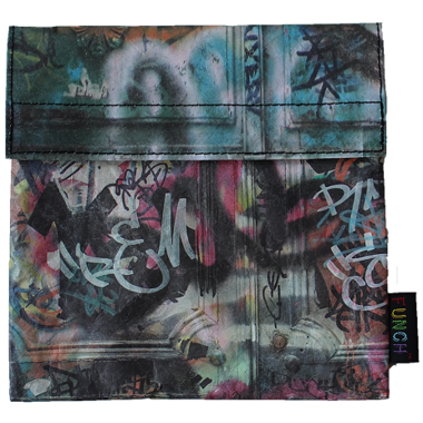 Funch Graffitti Sandwich Bag