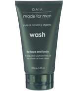 Gaia Made For Men Face & Body Wash