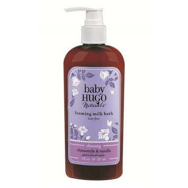 Baby Hugo Naturals Foaming Milk Bath Chamomile & Vanilla