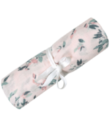 Perlimpinpin Bamboo Muslin Swaddle Leaves
