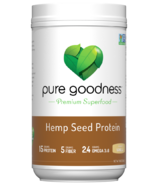 Pure Goodness Hemp Seed Protein Vanilla