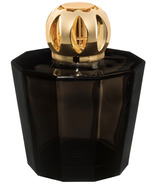 Maison Berger Black Crystal Lamp Gift Set Delicate White Musk