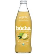Bucha Sparkling Kombucha Tea Guava Mango