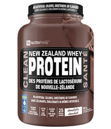 Nutraphase Clean New Zealand Whey Protein Chocolate