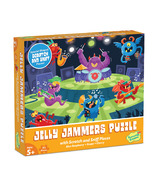 Peaceable Kingdom Scratch and Sniff Puzzle Jelly Jammers