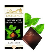 Lindt Excellence Intense Mint Dark Chocolate Bar