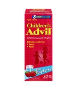 Advil Children's Suspension Blue Raspberry