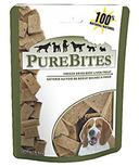 PureBites Freeze Dried Beef Liver Dog Treats