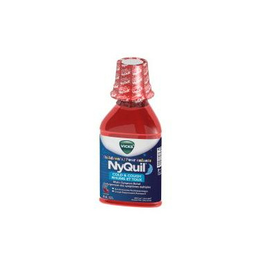 Vicks Children\'s Nyquil Cold & Cough Syrup