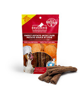Boucherie Sweet Potato with Liver Sticks Dog Treats