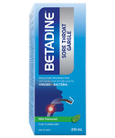 Betadine Sore Throat Gargle