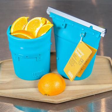 Luumi Unplastic Silicone Bowl Teal